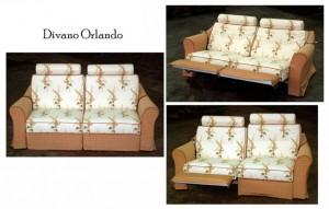 Orlando con doppio meccanismo relax