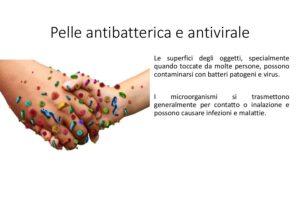 MASTROTTO Brevetto Antibatterico_Antivirale s.
