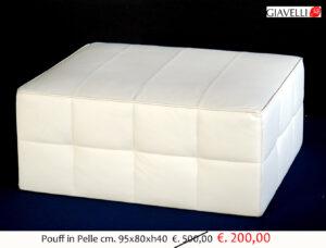 Pouff Pelle